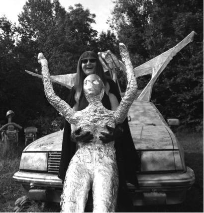Dorothea Burkhardt: Eva Vargas, 2006, Fotografie
