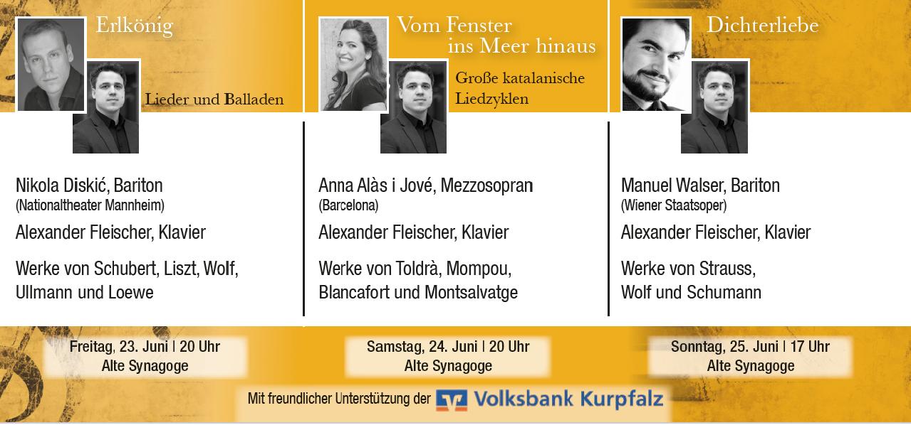 1. Hirschberger Liedfest rück