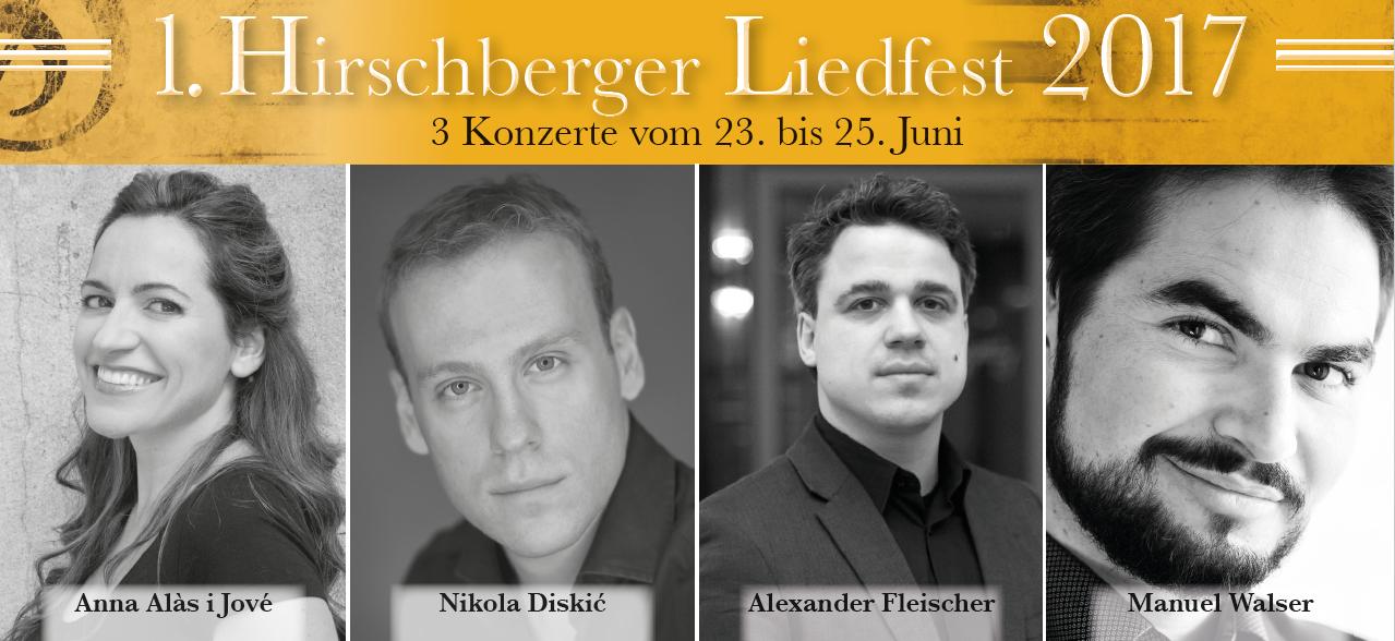 1. Hirschberger Liedfest vorn